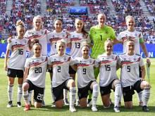 Die DFB-Frauen spielen am 9. November gegen England