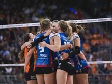 Allianz MTV Stuttgart erreicht Finale des DVV-Pokals