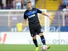 Florian Hartherz verlängert Vertrag bei SC Paderborn