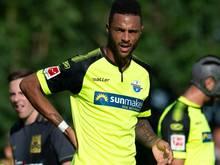 Nur sechs Pflichtspiele für Paderborn: Khiry Shelton