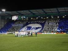 Bielefeld freut sich auf das Pokalspiel