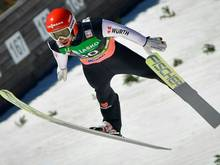 Trotz Sturz qualifiziert: Markus Eisenbichler