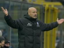 Atalanta Bergamo feuert Coach Stefano Colantuono