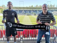 Ruel (l.) kommt von Ligakonkurrent Greuther Fürth
