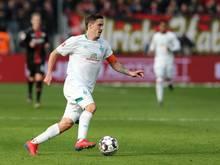 Will nächste Saison im Europacup spielen: Max Kruse