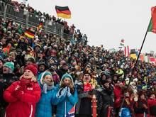 Auch 2030 sollen Wintersport-Fans in Oberhof jubeln