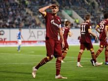 Simon Terodde schießt Schalke mit Doppelpack zum Sieg