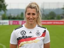 Nahm an zwei Weltmeisterschaften teil: Verena Schweers