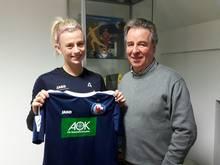Johanna Elsig bleibt Turbine Potsdam weiterhin treu