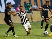 Vučinić (M.) soll von Juve zu Inter Mailand wechseln