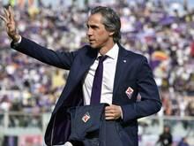 Trainer Paulo Sousa wechselt von AC Florenz nach China