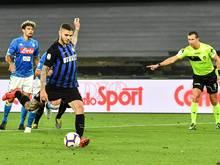 Mauro Icardi wird von Inter Mailand an PSG ausgeliehen