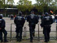 Mehrere Polizisten wurden in Remscheid verletzt