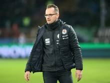 Eintracht Braunschweig trennt sich von Christian Flüthmann