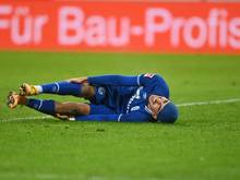 Nassim Boujellab hat sich im Training verletzt