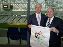 Die Sachlage zur Fußball-WM 2006 soll bald geklärt sein
