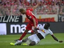 In der Hinrunde bezwang RB Leipzig Union Berlin mit 4:0