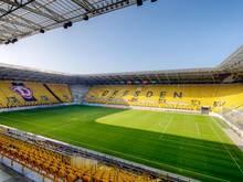 Dynamo erhält Zuschuss bei der Stadionmiete