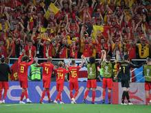 Die belgische Mannschaft könnte ihren Fans zu Gratis-Fernsehgeräten verhelfen