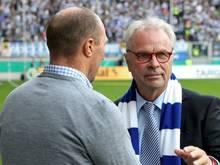 Dietz traut Duisburg die zweite Runde im DFB-Pokal zu