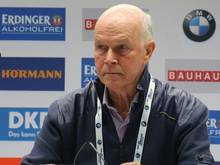 Anders Besseberg trat im April als IBU-Präsident zurück
