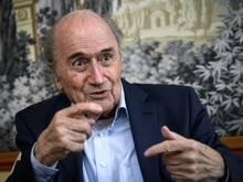 Die Untersuchung gegen Sepp Blatter wurde eingestellt