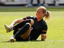 Sydney Lohmann fällt verletzungsbedingt aus