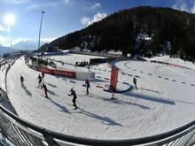 In Hochfilzen finden im Dezember zwei Wettbewerbe statt