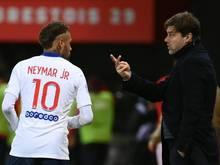 Pochettino erwartet kein baldiges Karriereende von Neymar