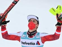 Manuel Feller siegt beim Weltcup-Finale in Lenzerheide