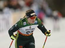 Victoria Carl ist überraschend WM-Fünfte geworden