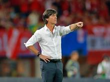 Joachim Löw testet mit der DFB-Auswahl gegen Kamerun
