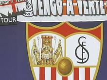 Festnahmen im Vorfeld des Sevilla-Spiels in Manchester