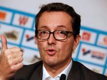 Marseille-Präsident Eyraud im eigenen Haus ausgeraubt