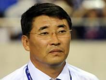 Jong-Su wurde wegen beleidigendem Verhalten gesperrt