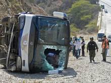 Spieler des CA Huracán wurden bei einem Unfall verletzt