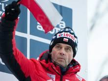 Wird Polens Trainer Stefan Horngacher zum DSV wechseln?
