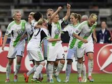 VfL Wolfsburg verteidigt Champions-League-Titel