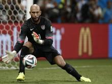 Tim Howard nimmt eine Auszeit vom US-Soccer-Team