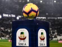 Streit um die TV-Gelder in der Serie A