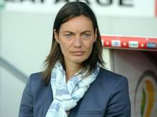 Corinne Diacre ist neue Trainerin der französischen Auswahl