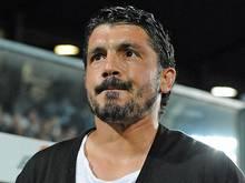 Der Druck der Fans überzeugte Gennaro Gattuso zu bleiben