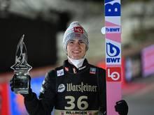Daniel-Andre Tande gehört zum Saisonkader der Norweger