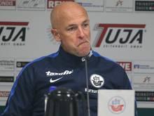 Rostock entlässt Trainer Baumann