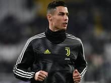Cristiano Ronaldo traut Juve Viertelfinaleinzug zu