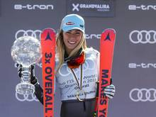 Mikaela Shiffrin startet nicht in St. Moritz