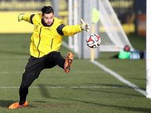 Unterschreibt in Lautern bis 2017: Zlatan Alomerovic