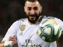Benzema fehlt Real Madrid wegen einer Muskelverhärtung