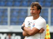Claus Schromms Forderungen wurden vom DFB abgelehnt