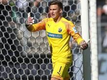 SV Sandhausen Torhüter Kollege Martin Fraisl